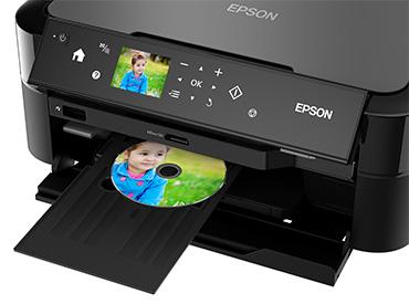 Impresora Epson L810 Sistema De Tinta Continuo Imprime