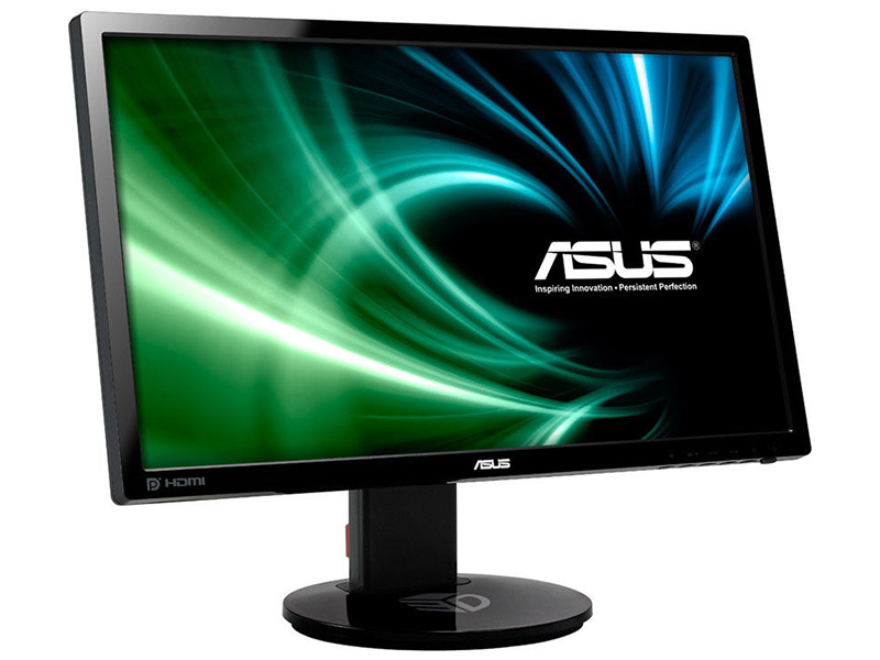 asus vg248qe how to use 144hz
