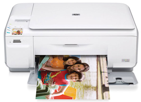 Impresora Multifuncion Hp Photosmart C4480 Computer Shopping