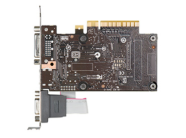 Placa de Video EVGA GeForce® GT 710 1GB DDR3
