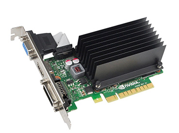 Placa de Video EVGA GeForce® GT 730 2GB DDR3