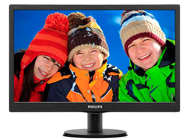 Monitor Philips LCD 193V5LHSB2/55 de 18,5