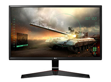 "Monitor LED LG 23,8"" 24MP59G-P IPS Full HD - HDMI - VGA - DP"