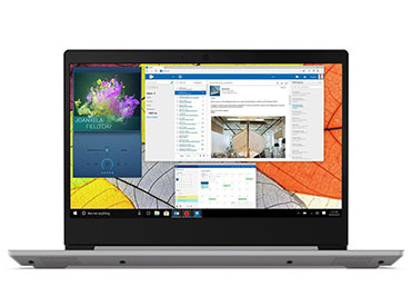 Notebook Lenovo IdeaPad S145 - Intel® Celeron® N4000 - 4GB - 500GB - 14