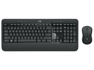 Logitech Wireless Combo MK540 Teclado y Mouse