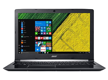 Notebook ACER Aspire A515-41G - AMD A10 9620P - 8GB - 1TB - 15,6""