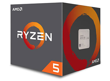 Microprocesador AMD Ryzen™ 5 1600 3.6GHz AM4
