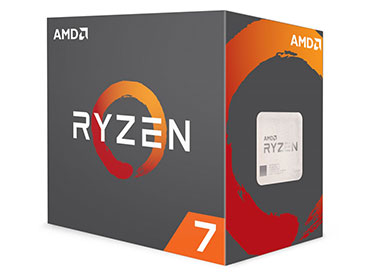 Microprocesador AMD Ryzen™ 7 1700X 3.8GHz AM4