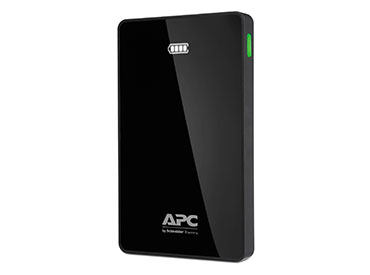 APC Mobile Power Pack 10000 mAh - Negro (M10BK)