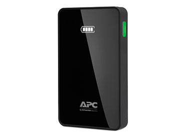 APC Mobile Power Pack 5000 mAh - Negro (M5BK)