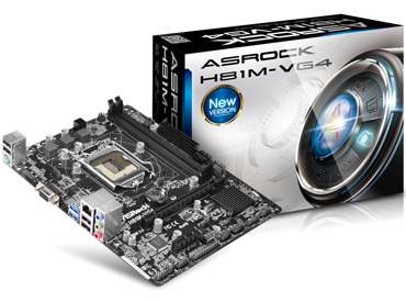 Mother ASRock H81M-VG4 Socket 1150