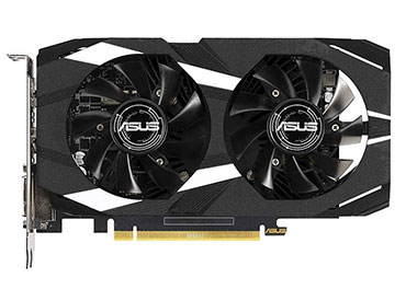 Placa de Video ASUS Dual GeForce® GTX 1650 OC edition 4GB GDDR5