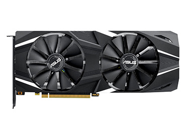 Placa de Video ASUS Dual GeForce RTX™ 2080 OC edition 8GB GDDR6