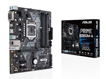 Mother ASUS PRIME B360M-A Socket 1151