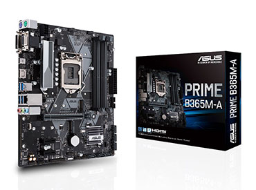 Mother ASUS PRIME B365M-A Socket 1151