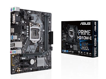 Mother ASUS PRIME H310M-E Socket 1151