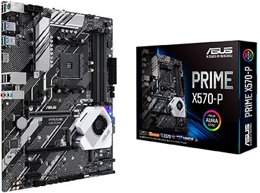 Mother ASUS PRIME X570-P Socket AM4