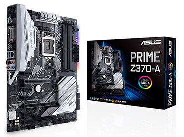 Mother ASUS PRIME Z370-A Socket 1151