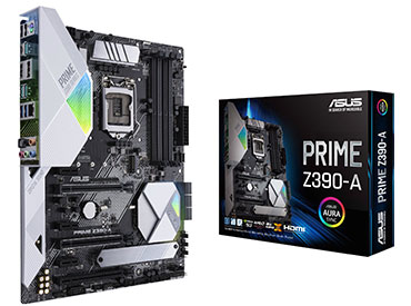 Mother ASUS PRIME Z390-A Socket 1151