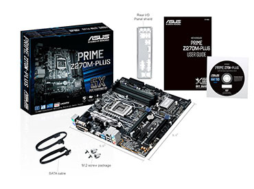Mother ASUS PRIME Z270M PLUS Socket 1151