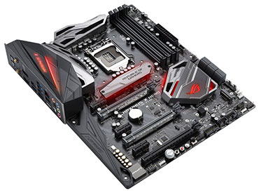 Mother ASUS ROG MAXIMUS X HERO (Wi-Fi AC) Socket 1151