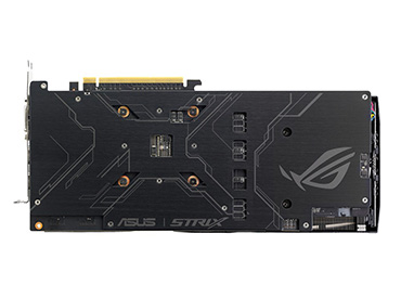 Placa de Video ASUS ROG STRIX GeForce® GTX 1060 O6G-GAMING