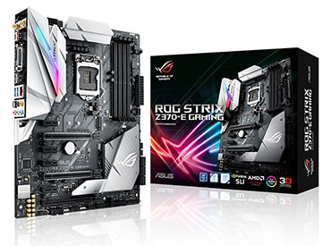 Mother ASUS ROG STRIX Z370-E GAMING Socket 1151