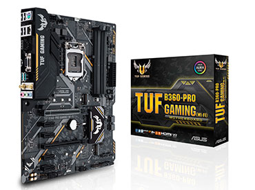 Mother ASUS TUF B360-PRO GAMING (WI-FI) Socket 1151