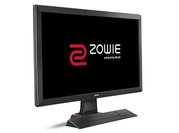 "Monitor BenQ 24"" ZOWIE RL2455 - Full HD - 1ms - HDMI - VGA - DVI"