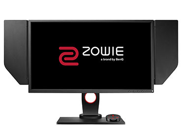 "Monitor BenQ 24.5"" ZOWIE XL2546 240Hz - Full HD - 1ms - HDMI - DVI - DP"