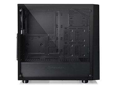 Gabinete Thermaltake Versa J21 Tempered Glass Edition