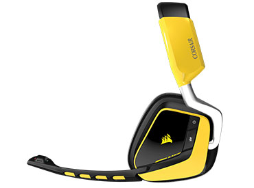 Auriculares Corsair VOID Wireless Dolby 7.1 RGB - Special Edition Yellowjacket