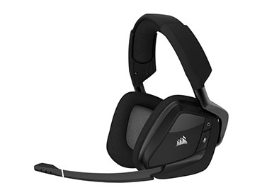 Auriculares Corsair VOID PRO RGB Wireless Dolby® Headphone 7.1 - Carbon
