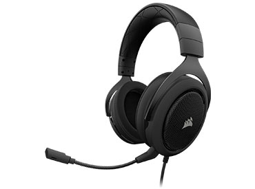 Auriculares con Micrófono Corsair HS60 SURROUND - Carbon