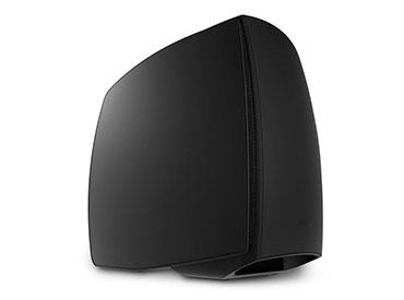 Gabinete NZXT Manta ITX Matte Black/Windowless