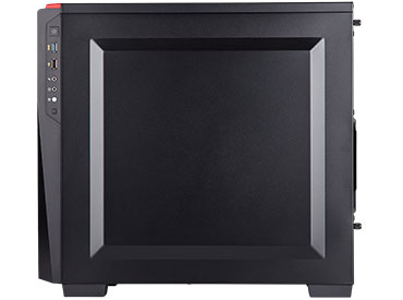 Gabinete Corsair Carbide Series® SPEC-04 - Negro/Rojo