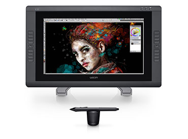Wacom Cintiq® 22HD Touch Creative Pen Display - DTH-2200
