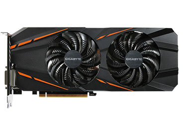 Placa de Video Gigabyte GeForce® GTX 1060 G1 Gaming 6GD