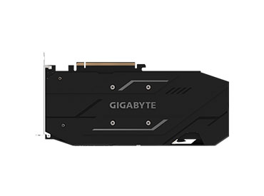 Placa de Video Gigabyte GeForce® GTX 1660 Ti WINDFORCE OC 6G