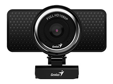 Genius ECam 8000 Black - Full HD con Micrófono integrado