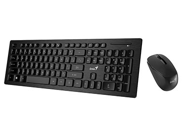 Teclado y Mouse Genius SlimStar 8008 Wireless