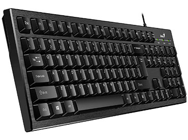 Teclado Genius Smart KB-101 USB Negro
