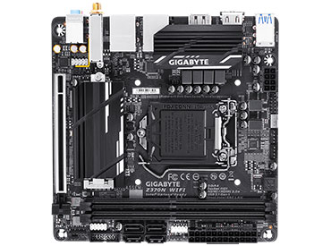 Mother Gigabyte Z370N WIFI Socket 1151