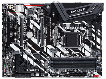 Mother Gigabyte Z370XP SLI Socket 1151