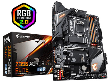 Mother Gigabyte Z390 AORUS ELITE Socket 1151