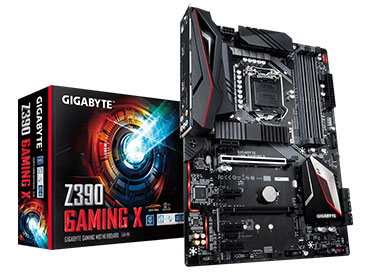 Mother Gigabyte Z390 GAMING X Socket 1151