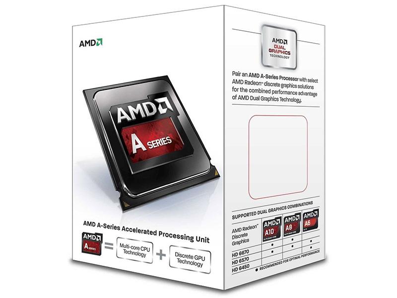 Microprocesador Amd A8 7600 Apu Con Radeon R7 Series Fm2 Computer Shopping