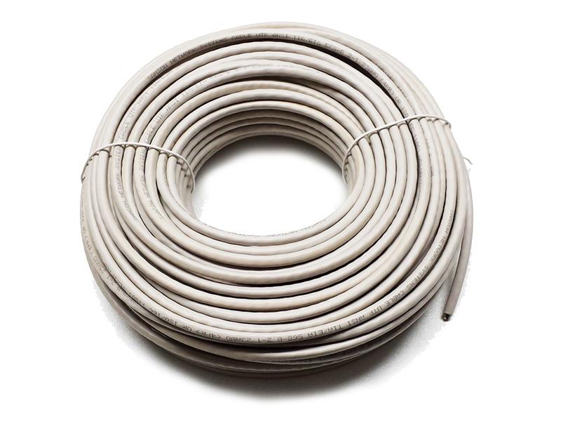 Bobina De Cable Utp Marca Mx7 Categoria 5e 305metros