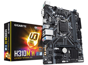 Mother Gigabyte H310M H Socket 1151