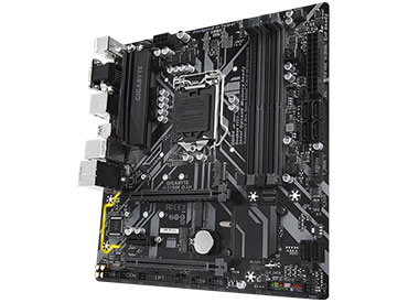 Mother Gigabyte H370M D3H Socket 1151